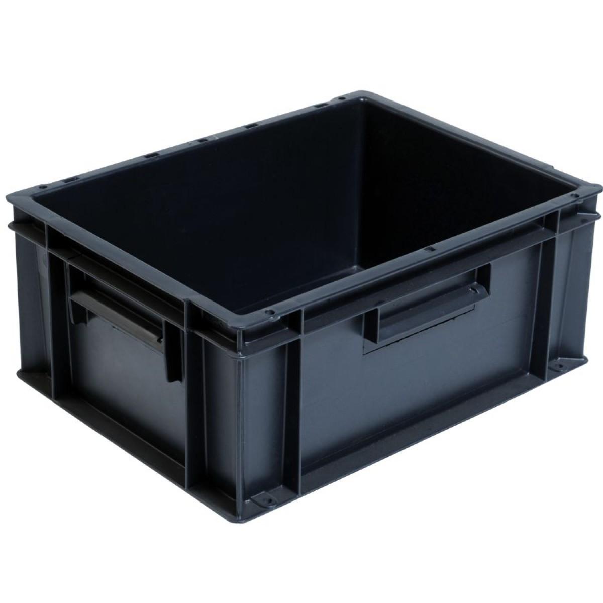 bac gerbable conomique 15 l hse center. Black Bedroom Furniture Sets. Home Design Ideas