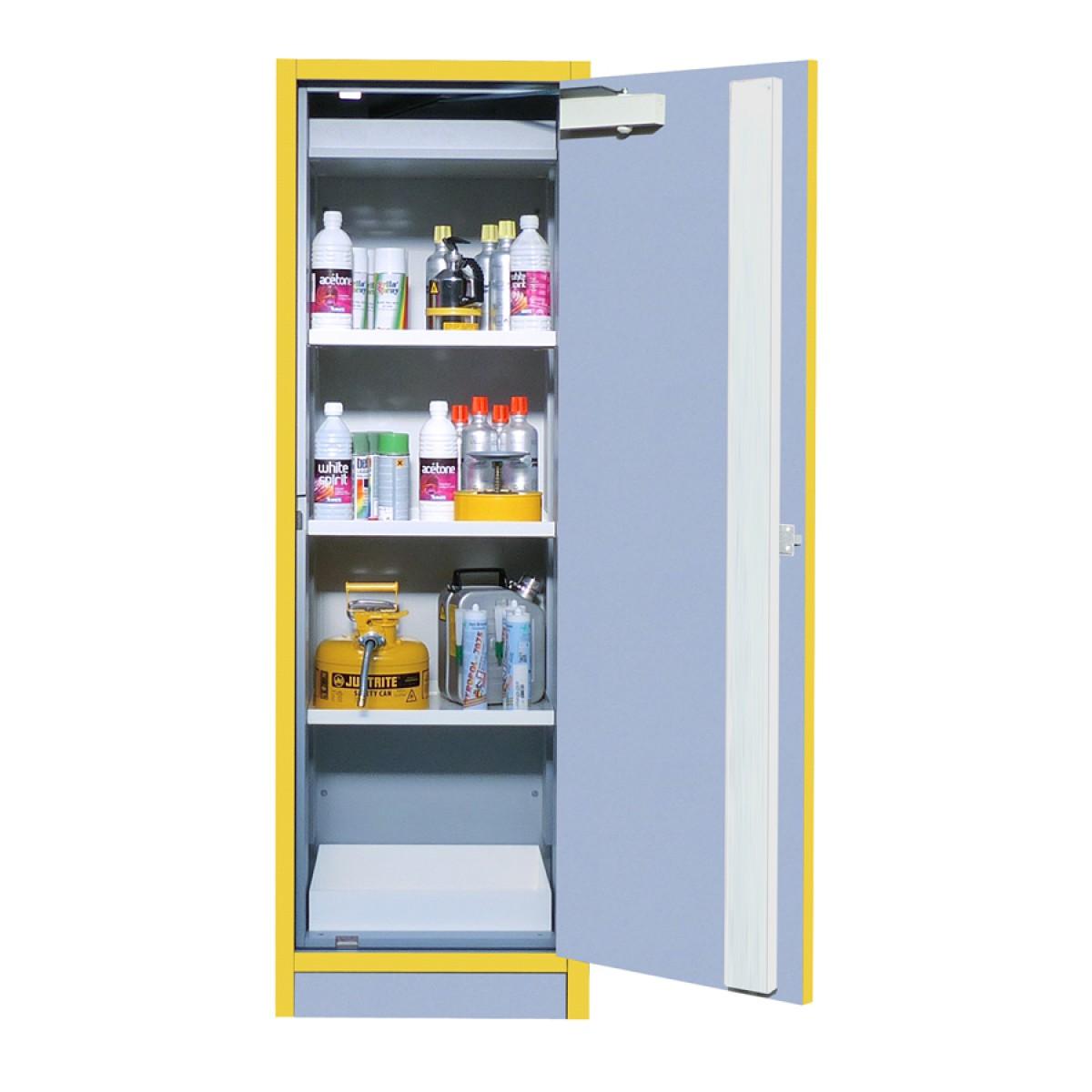 armoire de s curit en fm pour produits inflammables type. Black Bedroom Furniture Sets. Home Design Ideas