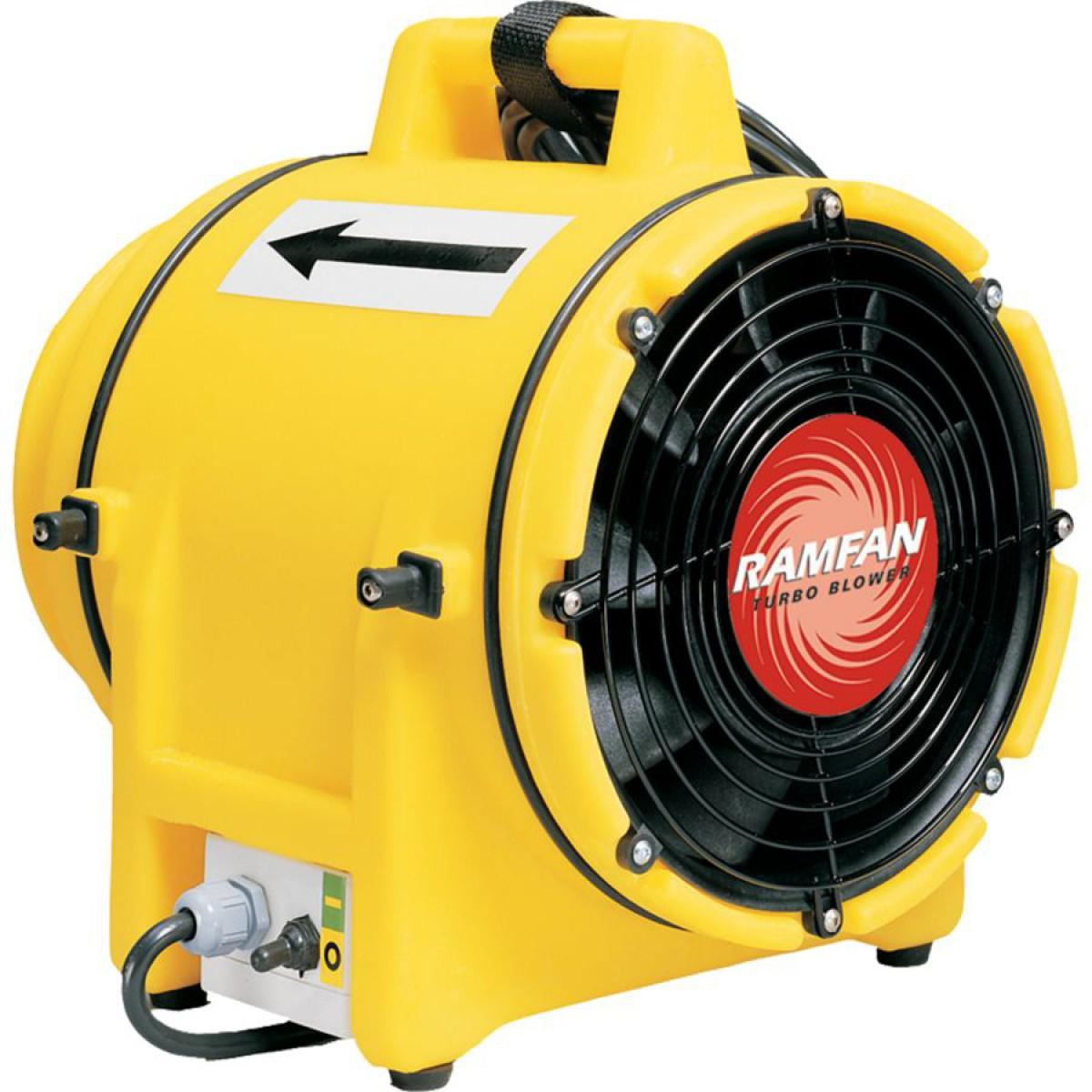 ventilateur extracteur portable 20 cm ventilateurs. Black Bedroom Furniture Sets. Home Design Ideas