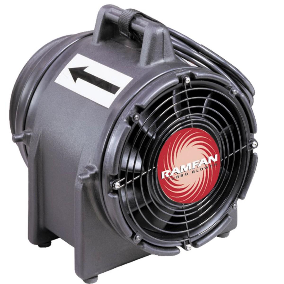 ventilateur extracteur portable atex 20 cm. Black Bedroom Furniture Sets. Home Design Ideas
