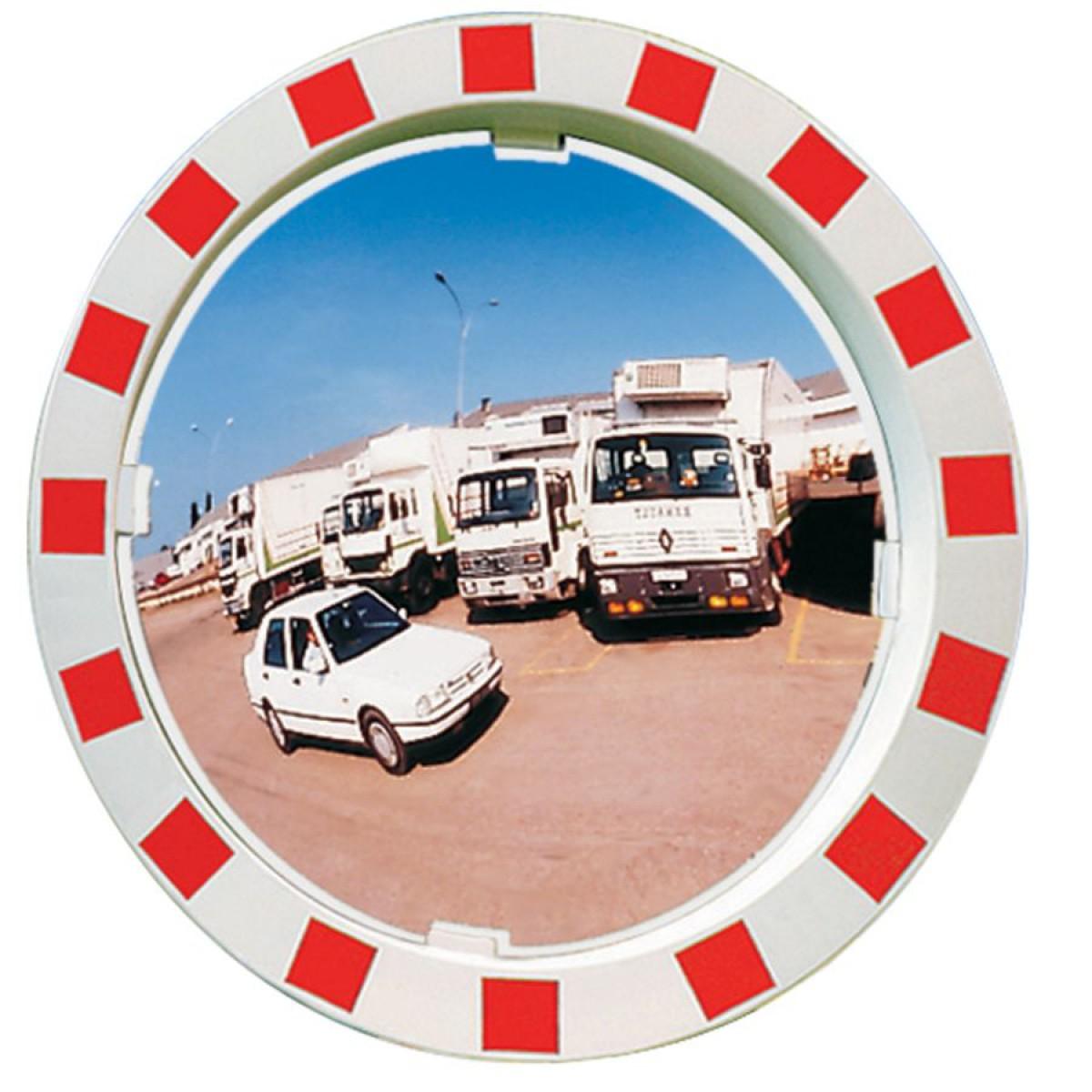 Miroir industrie int rieur ext rieur 750 mm hse center for Miroir industrie