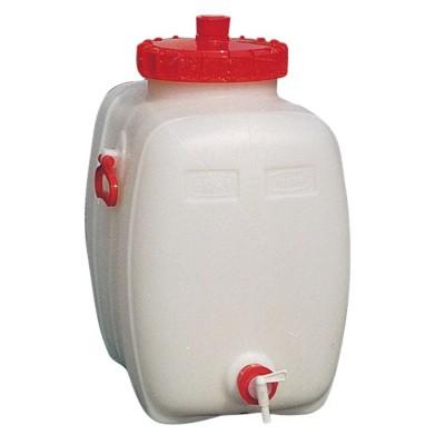 Jerrican pe pour produits chimiques ou alimentaires 100l - Jerrican alimentaire 20l avec robinet ...