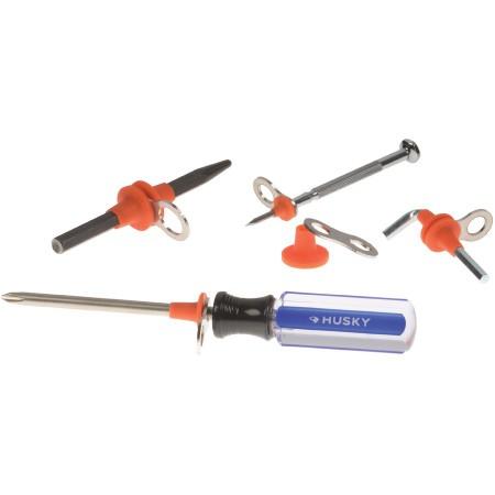 Système de fixation pour outil - anneau/collier - Ø 18,3 à 21,3 mm