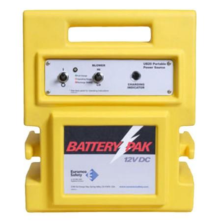 Pack batterie pour ventilateur 12 V