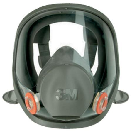 Masque respiratoire complet à filtres 3M Série 6000