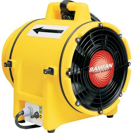 Ventilateur extracteur portable, Ø 20 cm