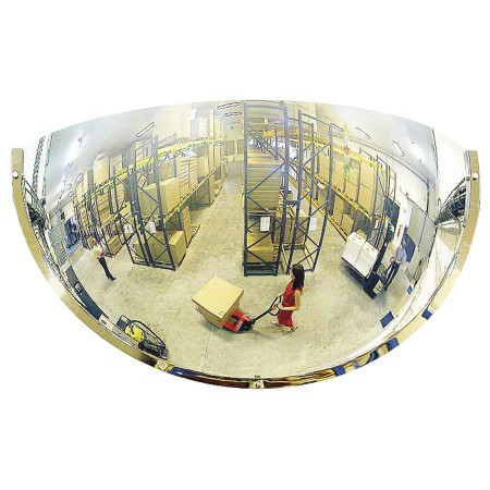 Miroir hémisphérique intérieur, Ø 800 mm