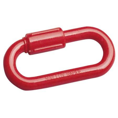 Lot 2 maillons rapides plastique pour chaîne 8mm