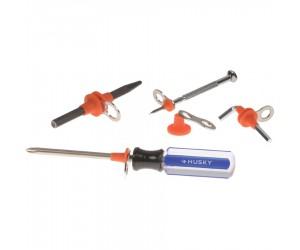 Système de fixation pour outil - anneau/collier - Ø 3,3 à 4 mm