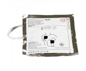 Electrodes Adulte pour défibrillateur AED G3 Cardiac Science
