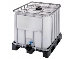 Cuve de stockage 800 litres avec palette PE