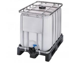 Cuve de stockage 600 litres avec palette PE
