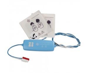 Electrodes Enfant pour défibrillateur AED G3 Cardiac Science