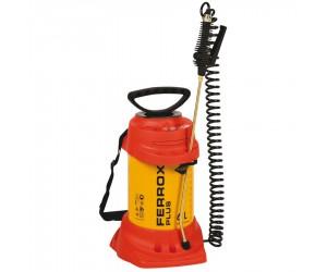 Pulvérisateur haute pression avec réservoir 6 L en acier