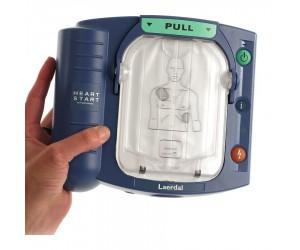 Défibrillateur semi-automatique HeartStart HS1