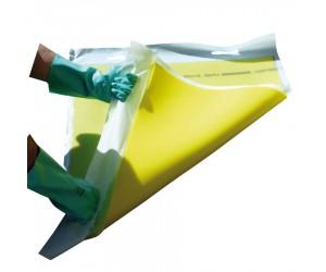 Plaque d'obturation à poignées pour regard, 50 x 50 cm