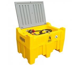 Cuve de transport gasoil polyéthylène CarryTank équipée 440 L