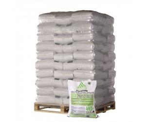 Palette de poudre absorbante, dégraissante et asséchante InstaZorb