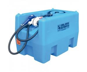Cuve de transport AdBlue polyéthylène équipée 220 L