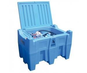 Cuve de transport AdBlue polyéthylène équipée 440 L