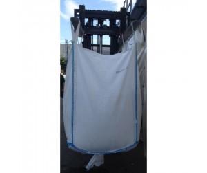 Big bag réutilisable à ouverture totale et jupe de vidange