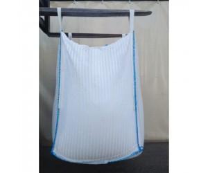Big bag filtrant pour particules supérieures à microns