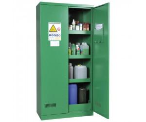 Armoire de sécurité pour produits phytosanitaires, 260 L