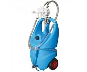 Jerrican polyéthylène de transport et distribution AdBlue®, 55 L avec pompe manuelle