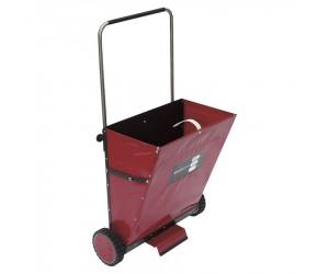 Chariot d'épandage pliable contenance 65 L