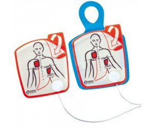 Electrodes 'adulte' pour défibrillateurs PowerHeart AED G5