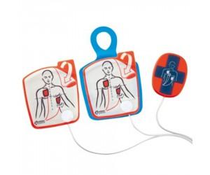 Electrodes 'adulte' pour défibrillateurs PowerHeart AED G5 avec aide au massage cardiaque