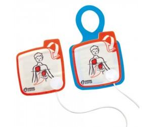 Electrodes 'enfant' pour défibrillateurs PowerHeart AED G5