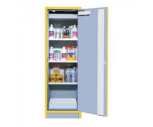Armoire de sécurité EN/FM pour produits inflammables type 30 min, 130 L
