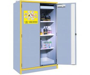 Armoire de sécurité EN/FM pour produits inflammables type 30 min, 250 L