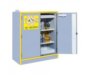 Armoire de sécurité EN/FM pour produits inflammables type 30 min, 113 L