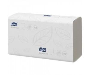 20 paquets d'essuie-mains interfoliés - pliés en Z