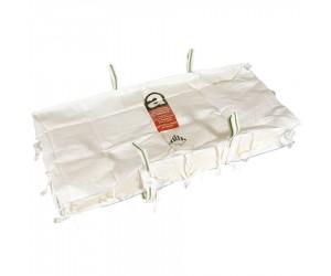 Big-bag avec rabat pour plaques d'amiante