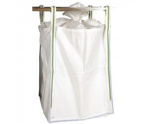 Big bag étanche avec jupe de fermeture