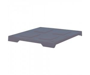 Couvercle pour caisse-palette 550 L