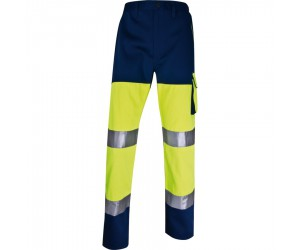 Pantalon de travail haute visibilité Taille L