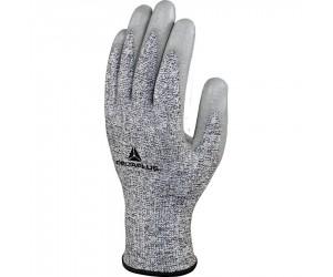 Lot 12 paires de gants anticoupure Venicut tricotés Econocut enduits polyuréthane Taille 9