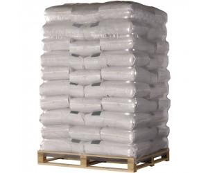 Sel de déneigement déverglaçant, palette 40 sacs