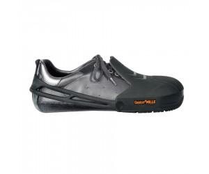 5 paires panachées de sur chaussures de sécurité pour visiteurs