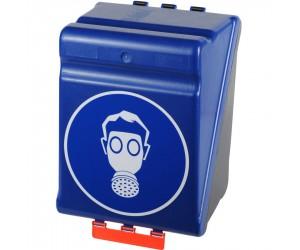 Boîte de rangement pour masque respiratoire complet