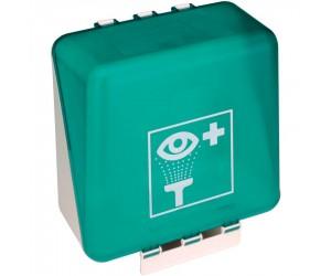 Boîte de rangement pour flacons de rinçage oculaire
