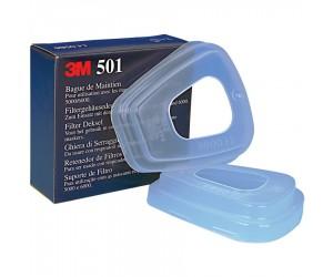 Bague de maintien pour masques respiratoires 3M Série 6000 et Série 7500