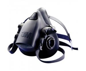 Demi-masque respiratoire bifiltre réutilisable 3M Série 7500