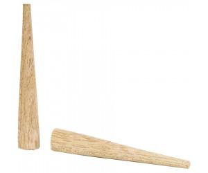 Pinoche conique en bois Ø 19 mm