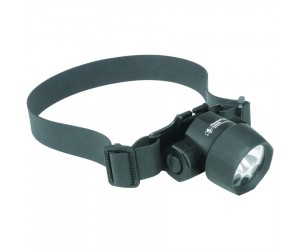 Lampe frontale Xénon et LEDs ATEX