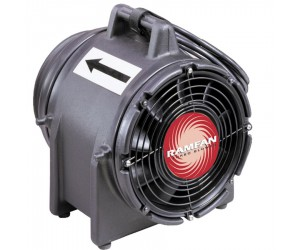 Ventilateur extracteur portable ATEX, Ø 20 cm